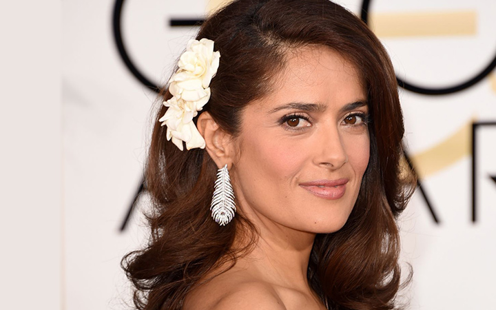25 Richest Actresses I... Salma Hayek Net Worth Today