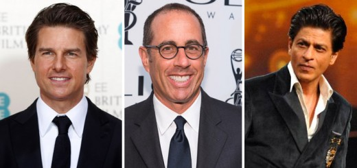 Actors With Highest Net Worth